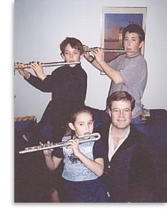Toronto Flute School Suzuki Lessons: Ages 4-10
